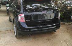 Spotless Ford Edge 2009 Model Toks Black For Sale