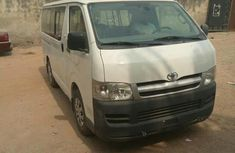Toyota Haice 2006 White for sale