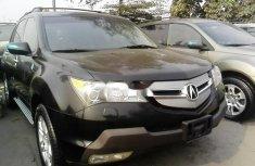 Acura MDX 2012 Automatic Petrol ₦5,200,000