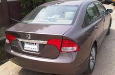 Honda Civic 2010 model Grey for sale