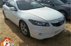 Toks Honda ACCORD coupe 2011 model for sale