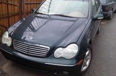 Mercedes Benz C240 2003 for sale.