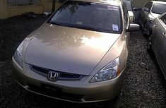 Good used Honda Accord 2005 for sale