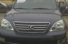 2002 tokunbo Lexus gx470 for sale