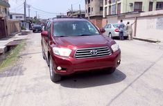 Good used Toyota Highlander 2010 for sale