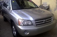 Good used Toyota Highlander 2006 for sale with full option