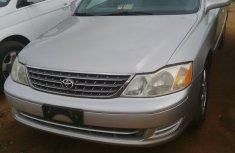 Toyota Avalon 2004 model for sale