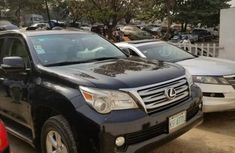 Neatly Used Lexus GX460 2010 Black For Sale