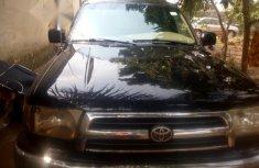 Clean Toyota 4runner 2000 Black For Sale