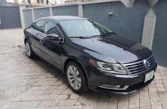 Clean Volkswagen CC 2014 Gray For Sale