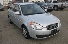 Clean Hyundai accent 2011 Model for quick sale.
