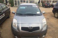 Tokunbo 2007 Toyota Yaris - Hunch Back
