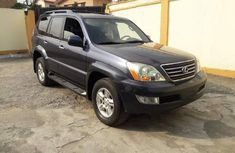 Tokunbo 2005 LEXUS GX470  FOR SALE
