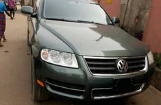 Tokunbo 2004 VolksWagen Tuareg for sale