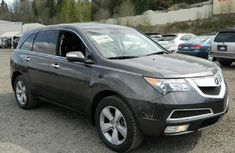 NEATLY USED ACURA MDX 2014 MODEL GREY FOR SALE