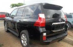 Tokunbo 2012 Lexus GX460 Very Clean.black for sale