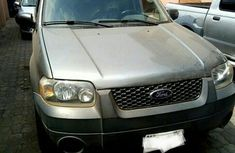 Ford Escape 2006 Green for sale