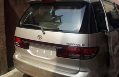 Uk Used Toyota Estima 2009 Gold For Sale