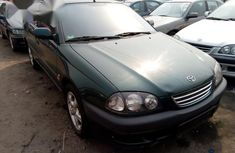 Toyota Avensis 2002 Green For Sale