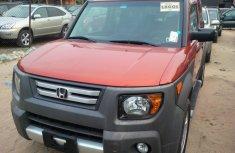 Neat Tokumbo Honda Element for sale 2008