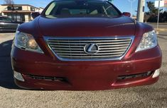 Tokunbo used customized LEXUS LS460 edition 2008 model fullest option for sale.