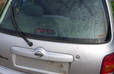 Nissan Micra 2001 Silver for sale
