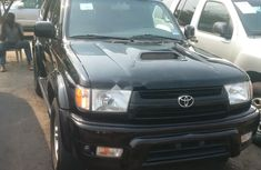 2002 almost brand new Toyota 4-Runner Petrol