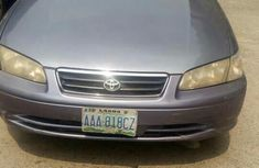 Toyota Camry 2002 Blue for sale