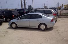 Toks 2007 Honda Civic with the full options.