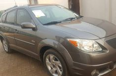 Clean Tokunbo 2005 Pontiac Vibe FOR SALE