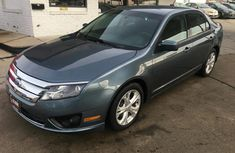 Very clean and foreign Ford Fusion 2012 Green model for sale