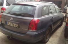 Good used 2004 Toyota Avensis wagon for sale