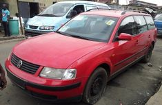 Cheap 98 Model Tokunbo Volkswagen Passat for sale