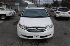 Good to go Honda Odyssey 2012 White for urgent sales