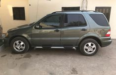 Mercedes-Benz ML 2004 for sale