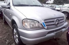 Mercedes-Benz ML 320 2001 Automatic Petrol ₦2,200,000
