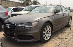 2012 Foreign Use Audi A6 For Sale
