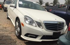 2011  Use Mercedes-Benz E350 4Matic For sale