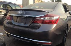 Foreign Use 2016 Honda Accord For Sale