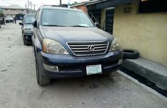 Clean Lexus GX 470 2005 Blue for sale