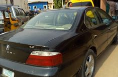 Acura TL 2002 Petrol Automatic Black