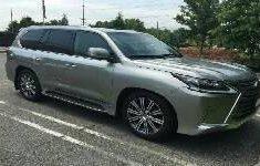 Lexus LX 2017 Petrol Automatic Grey/Silver