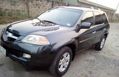 Acura MDX 2005 Blue For Sale