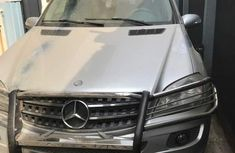 Mercedes Benz C350 2006 Silver For Sale