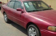 Toyota Camry LE 1996 Red For Sale
