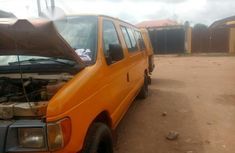 Nigeria Used Ford E150 2000 Orange For Sale