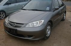 Clean Honda Civic 2006 Grey for sale