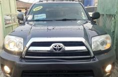 Foreign used Toyota 4-runeR 2010