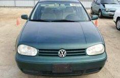 Volkswagen Golf 1999 Green for sale