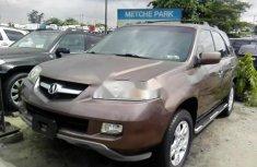 Acura MDX 2005 Automatic Petrol ₦3,000,000